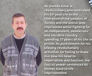 Turkey: Revolutionary prisoner undergoes surgery after months of protests