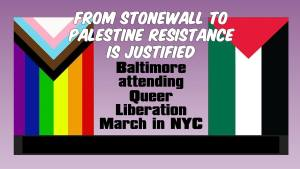 Baltimore: Carpool to Queer Liberation March 2021 in NYC, June 27