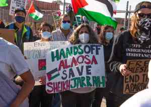 Global worker solidarity: Unions mobilize to fight Israeli apartheid