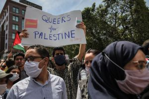 From Stonewall to Palestine, resistance is justified!
