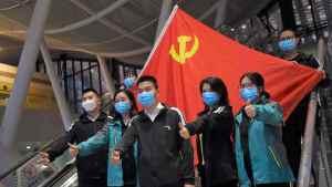 Happy birthday to China's Communist Party!