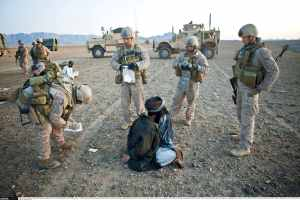 U.S. withdrawal from Afghanistan doesn't mean peace