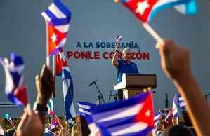 La Revolución Cubana borró para siempre las semillas de la maldad, del odio, del deshonor y el crimen