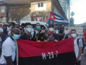 A response to anti-Cuba attacks made by U.S. 'socialist' group
