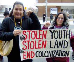 Canada is waging an all-front legal war against Indigenous People