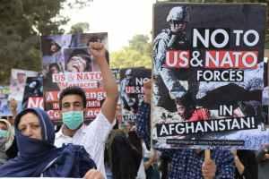 Afghan resistance ends U.S. occupation