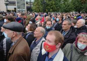 Russian communists face repression after Duma elections