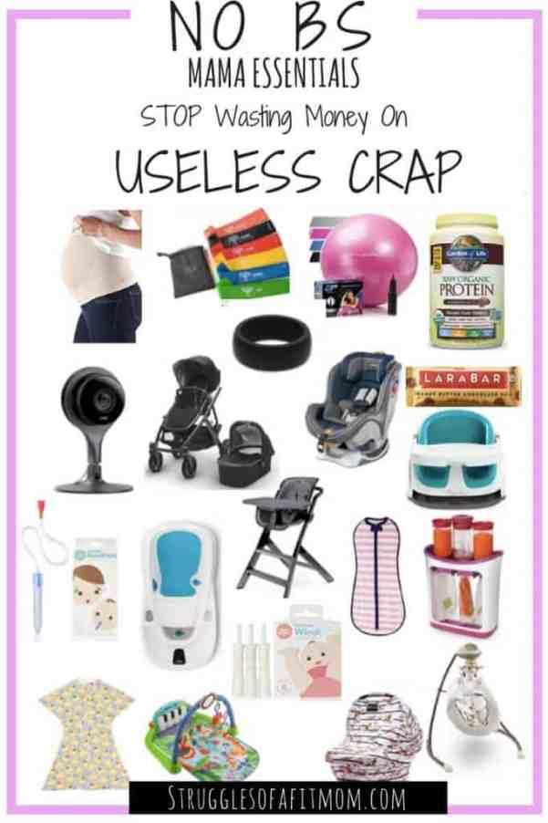 Mommy essentials