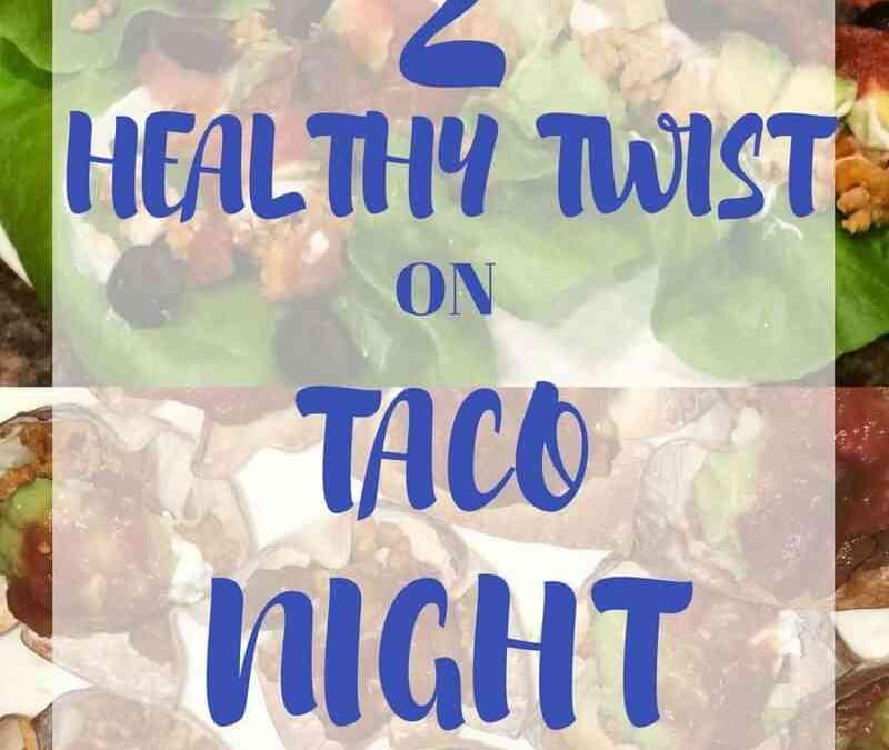 Favorite Recipes-Low Carb Tacos