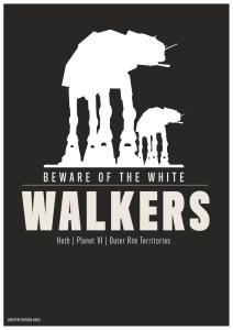 Beware of the White Walkers