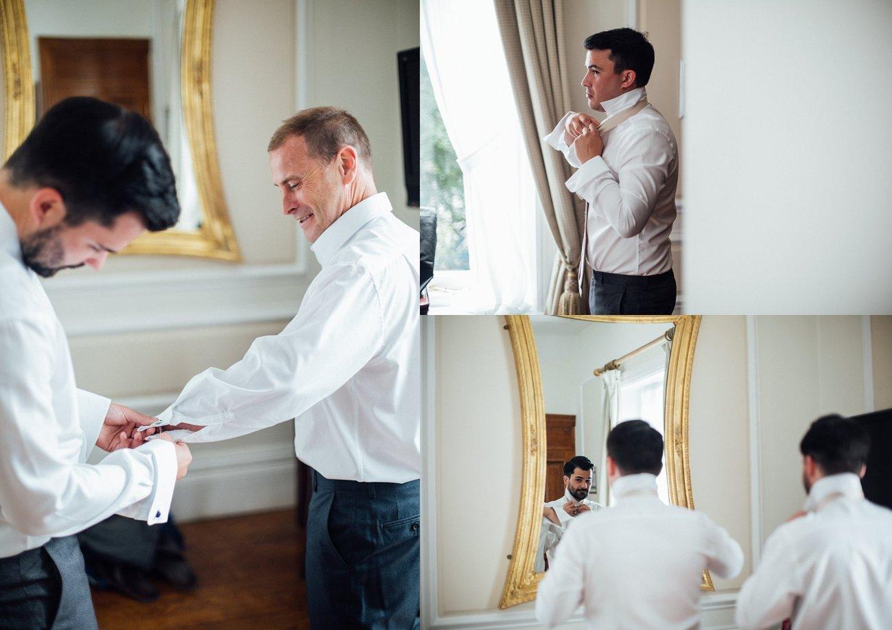 West Tower Wedding Photographer