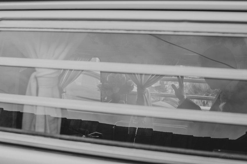 wedding driver
