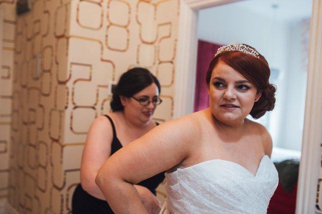 bridal peparations