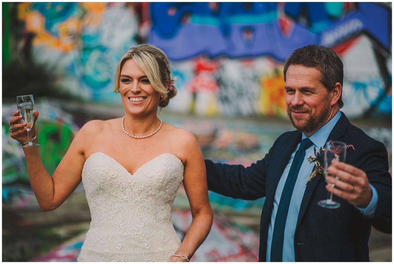 Camp and Furnace Wedding
