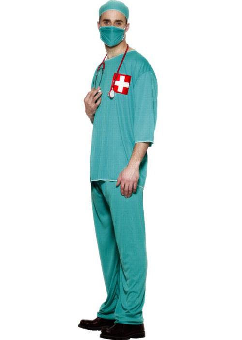 Halloween Doctor Accessories