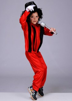 Kids Michael Jackson Thriller Costume   eBay Kids Michael Jackson Thriller Costume