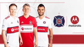 Motorola sponsorem drużyny Chicago Fire Soccer Club