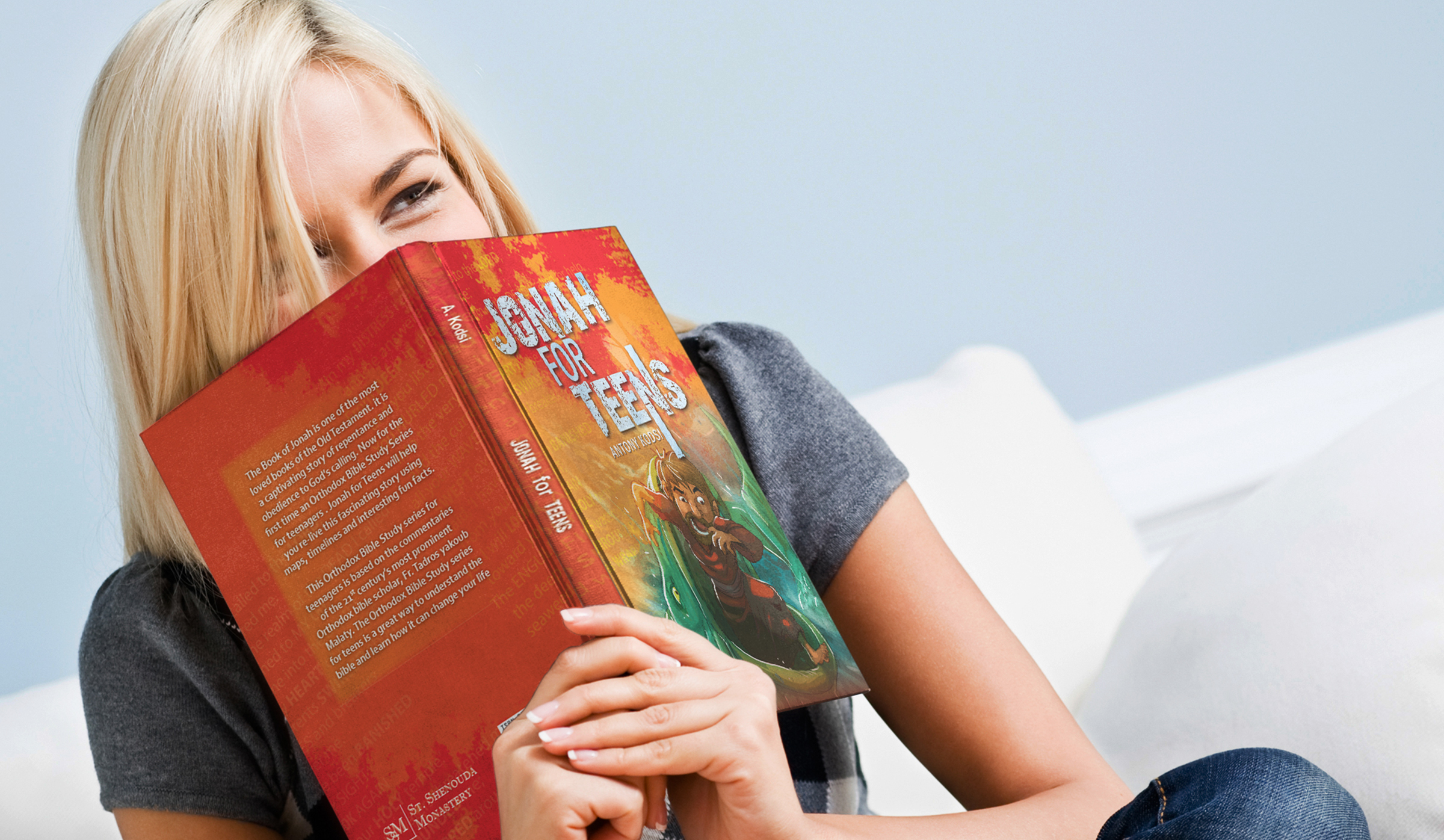 Teens Guide - St Shenouda Press