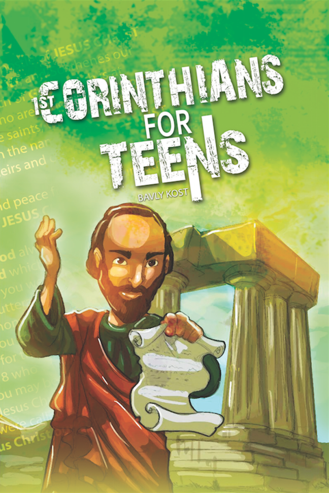 1st Corinthians For Teens - St Shenouda Monastery Publications