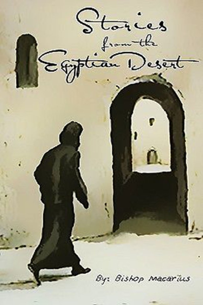 Stories From The Egyptian Desert: St Shenouda Press- Coptic Orthodox Store