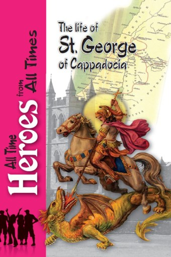 Saint George of Cappadocia: St Shenouda Press- Coptic Orthodox Store