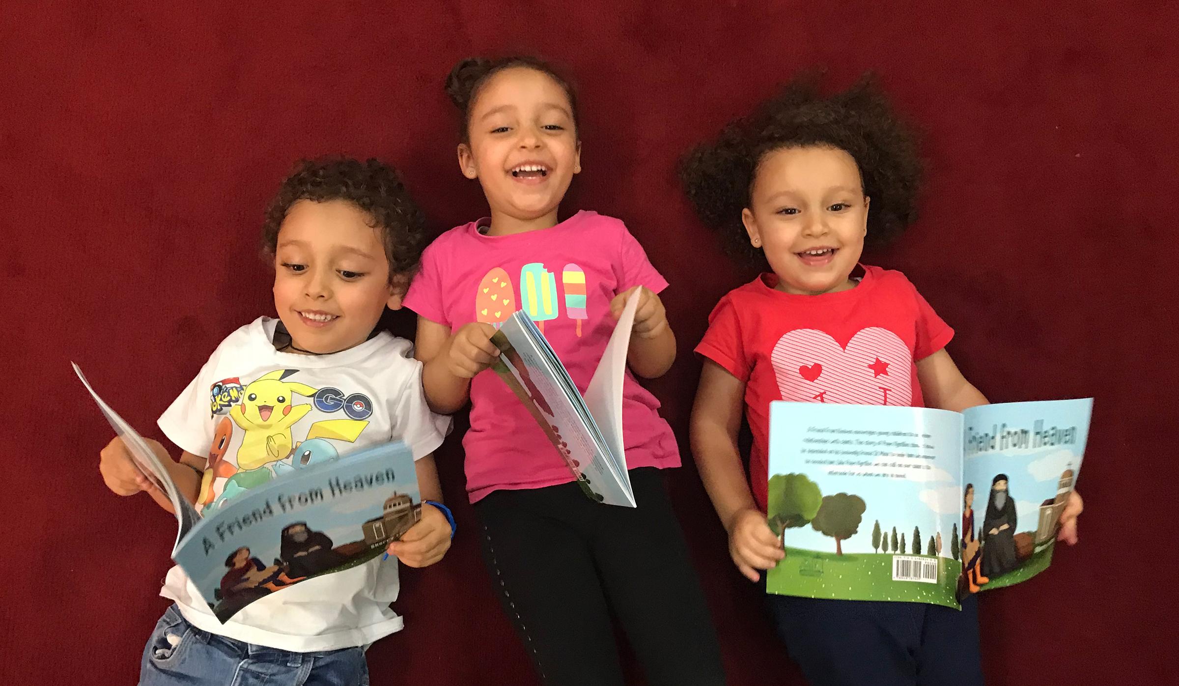 Kids Book Series - St Shenouda Press