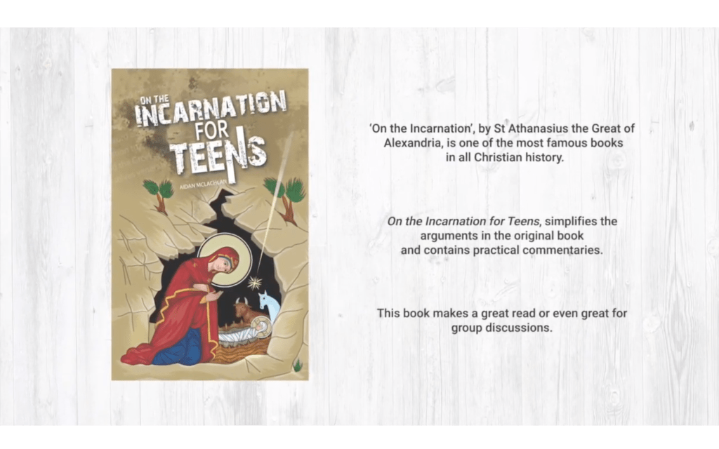 Orthodox Christian Guide | On the Incarnation for Teens