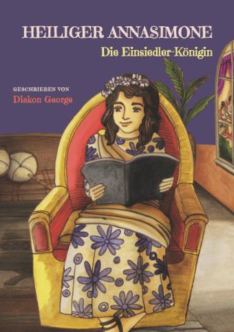 Hl. Annasimone die Einsiedler-Königin: St Shenouda Press- Coptic Orthodox Store