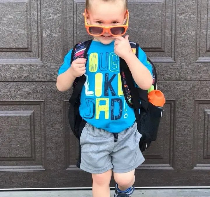 Back to school, Welcome!
