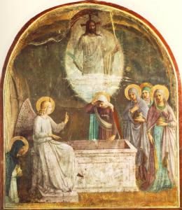 The Resurrection - Fra Angelico