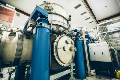 The LIGO facility