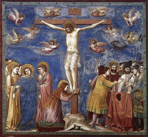 Easter Giotto_Cruxifiction Christ Cross