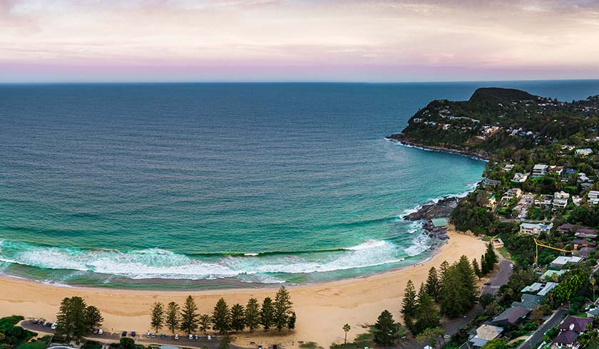 Booming coastal property markets in NSW, with no sign of a slowdown despite the pandemic