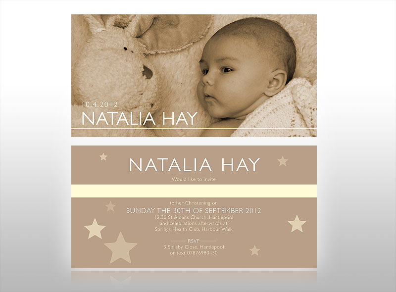 Creative christening Invite designs thank you cards for wedding – Invitation Card Design for Christening
