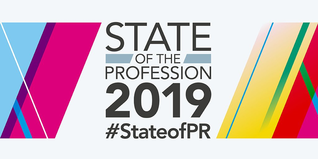 CIPR State of the Profession 2019 graphic