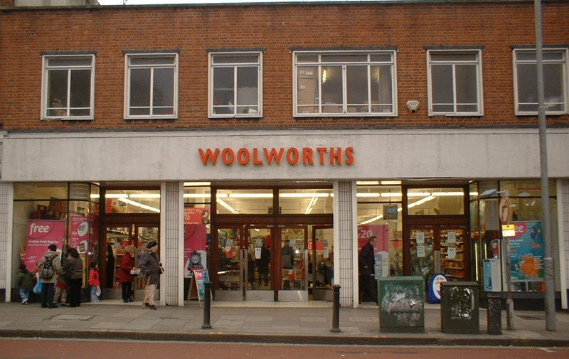 Fake news fools news media with Woolworths high street relaunch