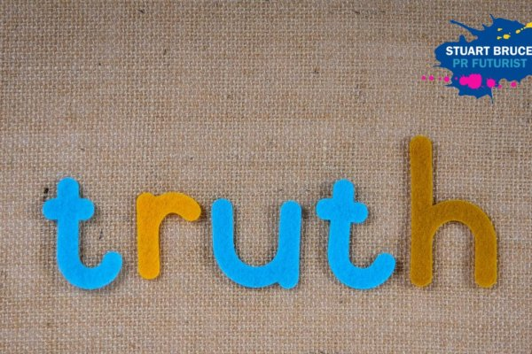Truth and ethics are essential in PR and communications