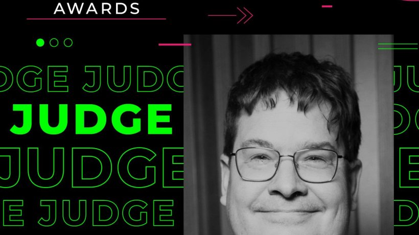 Stuart Bruce DataComms Award judge