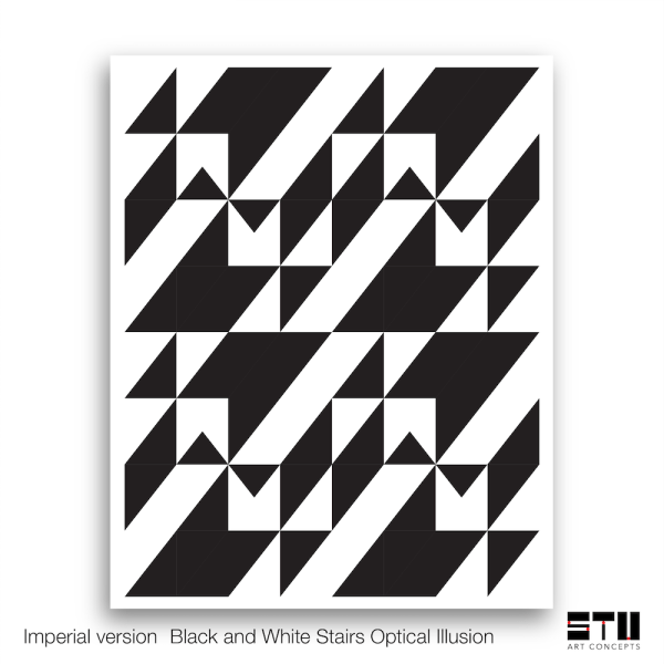 black and white stairs pp011 artwork imperial sac