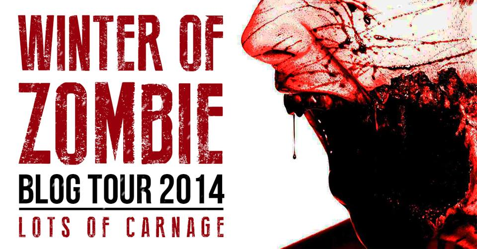 Winter Of Zombie Blog Tour 2014
