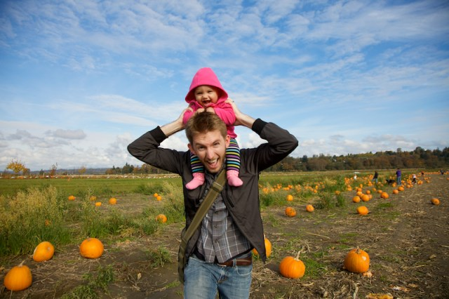 Pumpkin patch - Photo by Asha Grinnell
