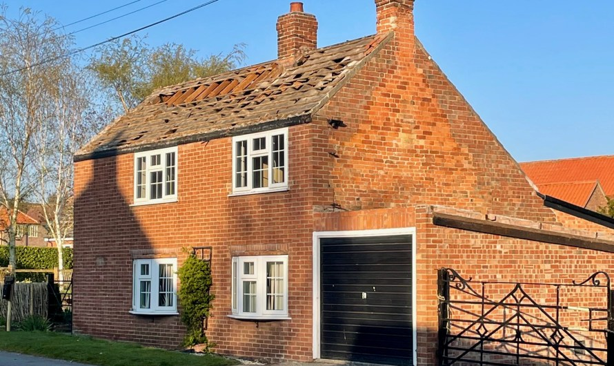 Minor changes to Home Farm Cottage – S21/0792