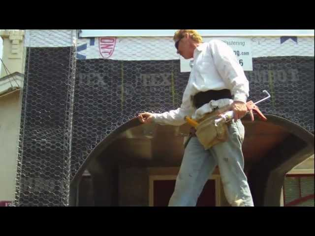 Get step-by-step lathing instructions on installing stucco lath
