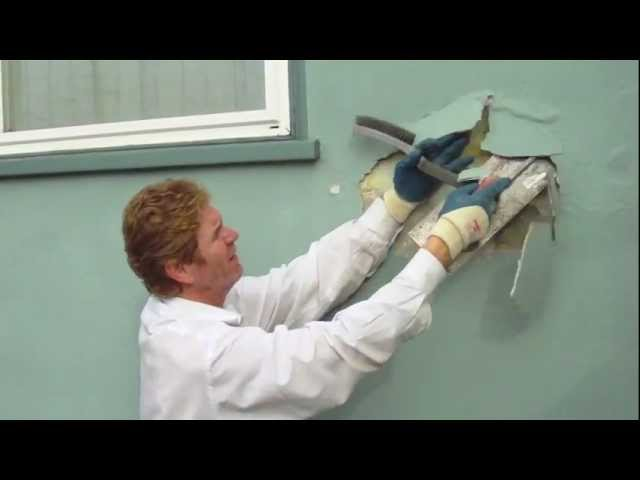 Popular Loose Stucco repair video