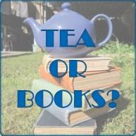 Tea or Books logo