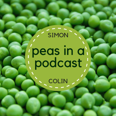 Peas in a Podcast #14: Christmas special!