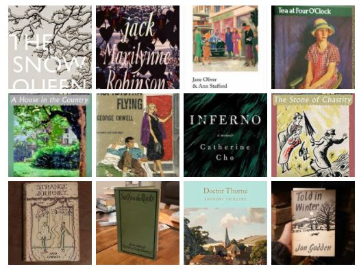 Top 12 Books of 2020