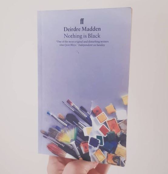 Nothing is Black by Deirdre Madden