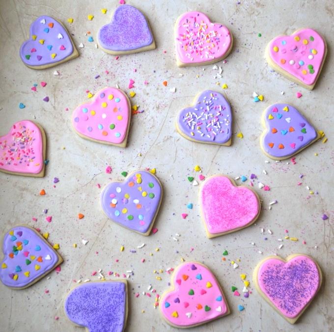 Valentineu0027s Day Cookies | Stuckonsweet.com
