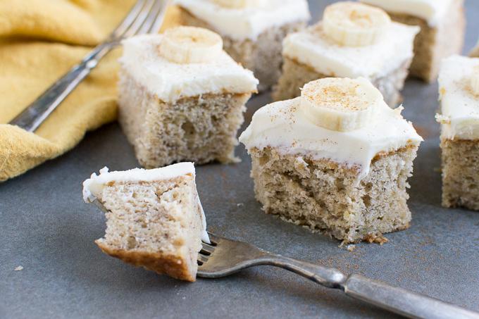 Banana Bars Image